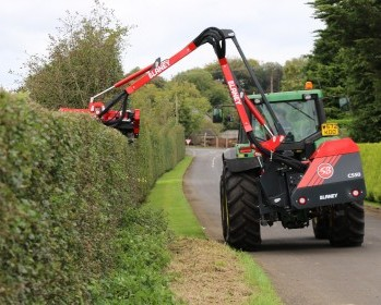 Hedge Cutters – tractor