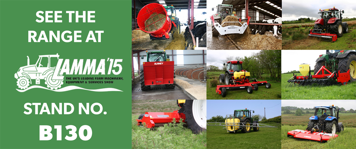 See us at the Lamma Show - Stand B130