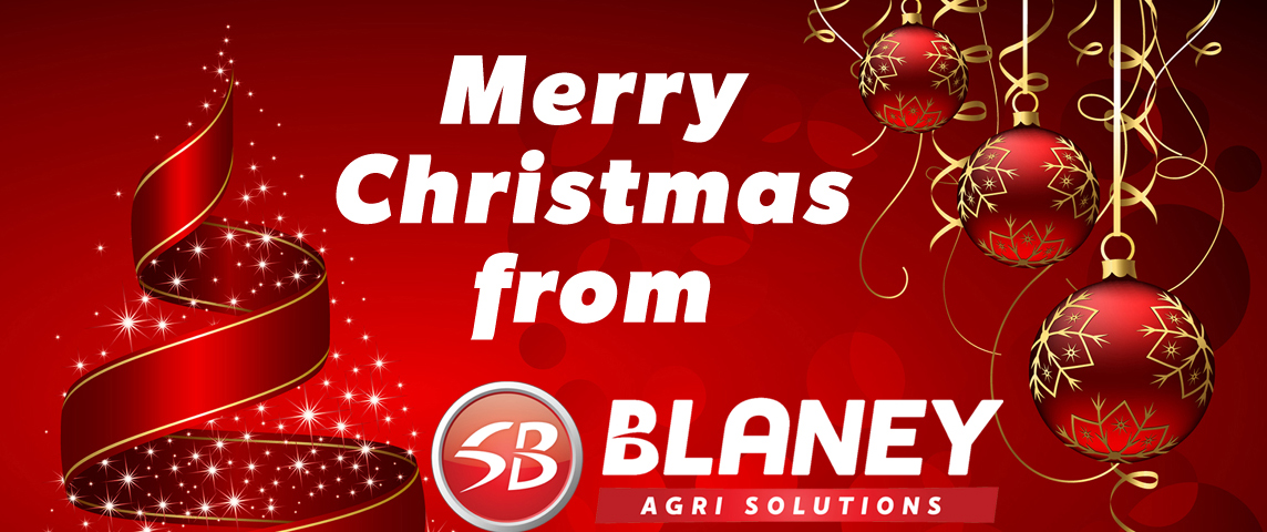 Merry Christmas from Blaney Agri!!