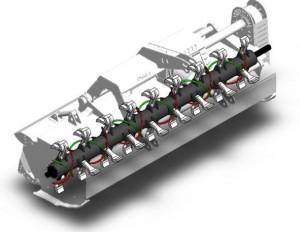 Shredder dynacut rotor