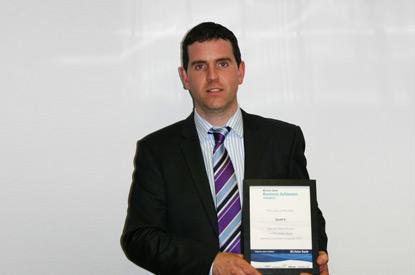 Business Achievers Award, 2012
