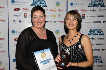 Business Excellence Innovation Award 2012