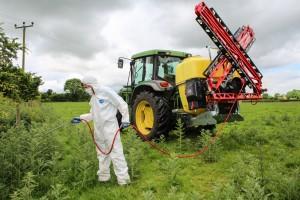 Optional Handlance Kit for spot spraying