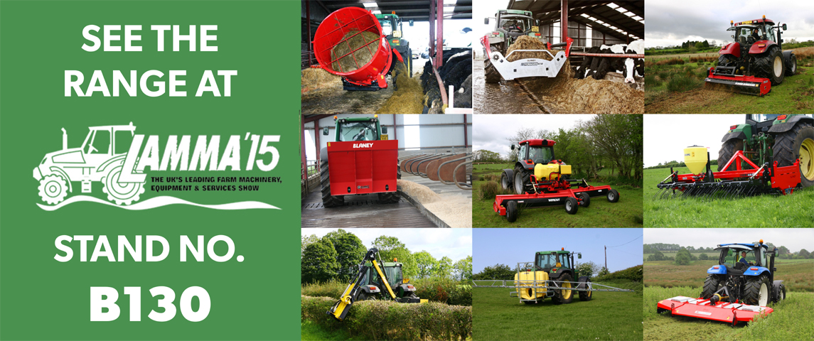 See us at Lamma - Stand No B130