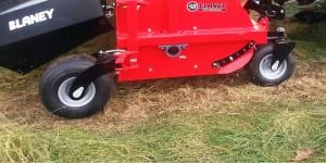 Swather wheels