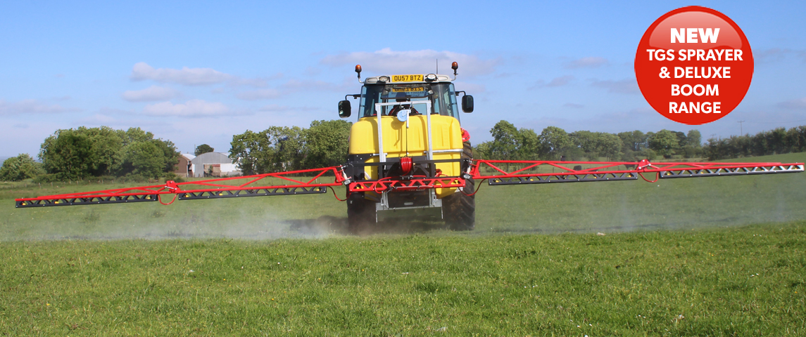 Blaney sprayers are high spec, compact and easy to use.