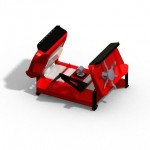 tractor fold up Topper