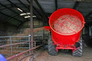 Bale Shredder- Bedding