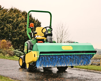 Sweeper / Rotary Brush
