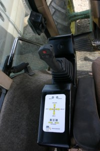 hedgecutter proportional joystick controls