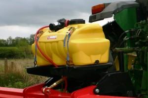 weed wiper sprayer tank