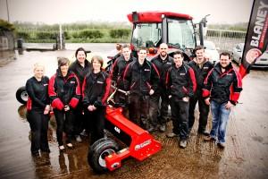 Blaney Agri team