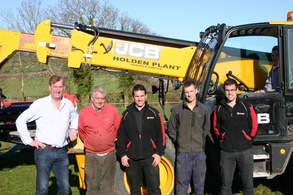 Paul Holden - Kilkenny demo host farmer
